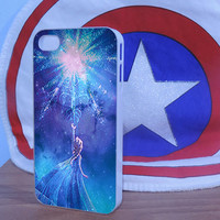 Disney Frozen elsa nebula case for iphone 4/4S, iphone 5/5C, samsung galaxy s3, samsung galaxy s4, ipod 4 and ipod 5