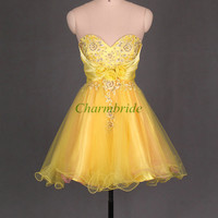 cheap short prom dresses on sale / unique sweetheart holiday dress / flower dresses for party / stunning homecoming gowns