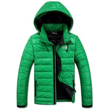 The North face men's down jacket