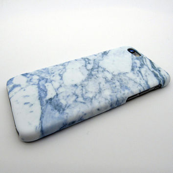 Blue Marble Stone iPhone 7 se 5s 6 6s Plus Case Cover + Nice Gift Box 267