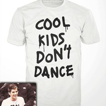One Direction T-Shirt - zayn malik, cool kids don't dance, tee shirt, mens, womens, gift, harry styles, niall, liam, louis, funny, celebrity