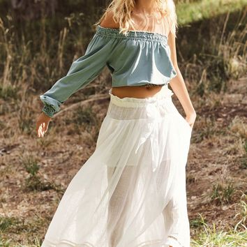 Free People Believe In Me Culottes