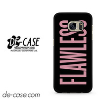 Beyonce Flawless Pink Album DEAL-1785 Samsung Phonecase Cover For Samsung Galaxy S7 / S7 Edge