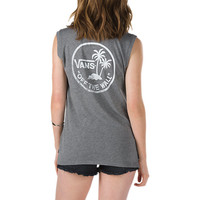 Authentic Surf Muscle T-Shirt | Shop at Vans