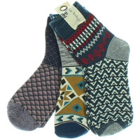 Free People Womens Paradise Cove Knit Pattern Ankle Socks