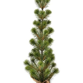 "Artificial Spruce Tree - 25"" Tall"