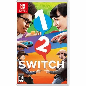 1-2-Switch Nintendo Switch Video Game