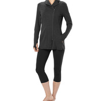 The North Face Women's Shirts & Tops WOMEN'S WRAP-TURE TUNIC