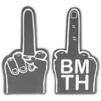 BMTH Foam Middle Finger