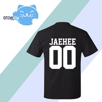 Jaehee Mystic Messenger Inspired Game Jersey Style T-Shirt