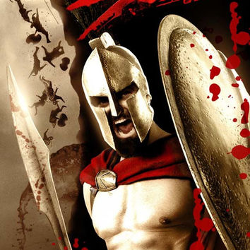 300 March to Glory - PSP (Very Good)