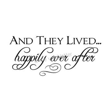 and they lived happily ever after - 354×354