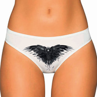 Valar Morghulis Panties- Custom Underwear Panties Thongs Undies Lingerie