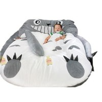 My Neighbor Totoro Sleeping Bag Sofa Bed Twin Bed Double Bed Mattress for Kids:Amazon:Home & Kitchen