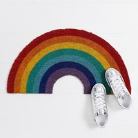 Sunnylife Rainbow Door Mat at asos.com