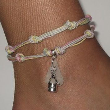 Bucket and Spade Anklet