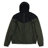John Windbreaker (Olive/Black)