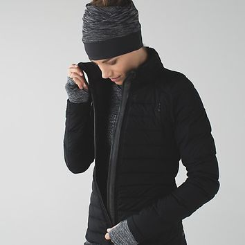 Top Knot Toque *Softshell