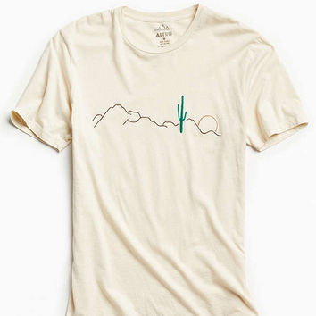 Altru Apparel Embroidered Desert Tee | Urban Outfitters