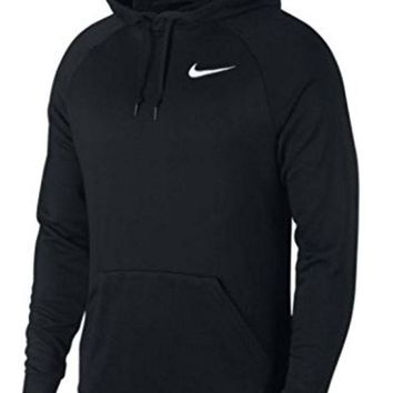 ESB3DS Nike Dri-Fit Pullover Lightweight Training Hoodie - Mens Large - 905833