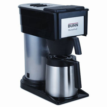 10-Cup Thermal Carafe Home Coffee Brewer