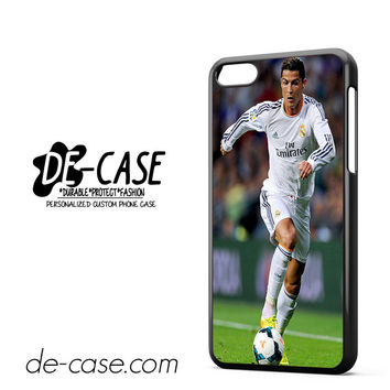 Cristiano Ronaldo Of Real Madrid FC DEAL-2861 Apple Phonecase Cover For Iphone 5C