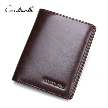 Men Wallet Leather Stylish Multi-function Purse [9026451971]