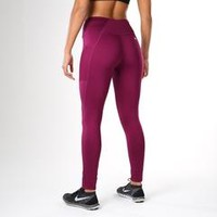 Gymshark DRY Sculpture Legging - Plum