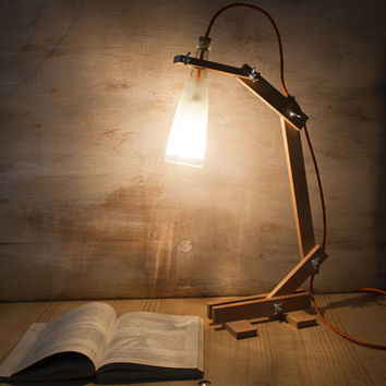 Best Handmade Wood Lamps Products On Wanelo