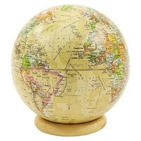 GIFTS - GLOBE WITH STAND