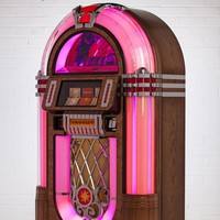 Crosley Slimline Bluetooth FullSize Jukebox