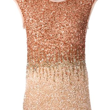 Sequinned Top