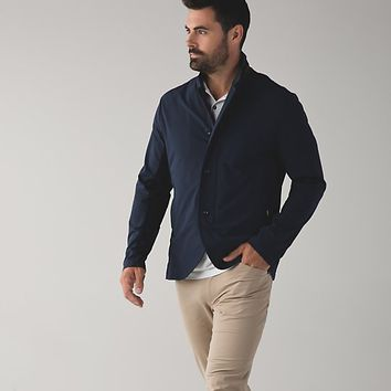 nonstop blazer | men's outerwear | lululemon athletica