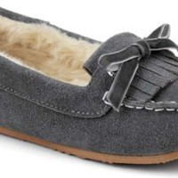 Sperry Top-Sider Holly Slipper GreySuede, Size 5M  Women's Shoes