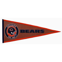 Chicago Bears NFL Pigskin Traditions Pennant (13x32)