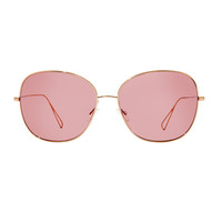 Isabel Marant par Oliver Peoples Daria Sunglasses - Pink Sunglasses - ShopBAZAAR