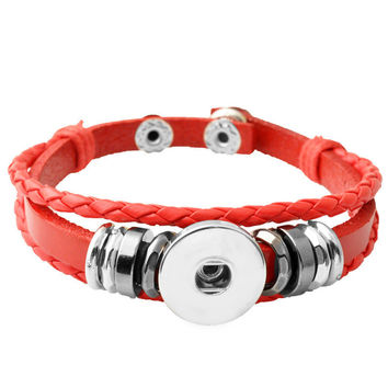 Friendship Bracelet (Red)