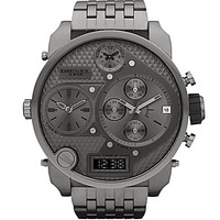 Diesel Gunmetal Multifunction Watch - Gunmetal