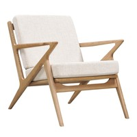 Jet Accent Chair OATMEAL - NATURAL