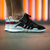 Adidas EQT Equipment Support ADV Primeknit Pride Pack Black Sprot Shoes Running Shoes Men Women Casual Shoes CM7800