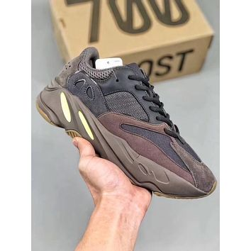 Adidas Yeezy 700 Runner Boost Fashion Casual Running Sport Shoes 8bdee0dcd9