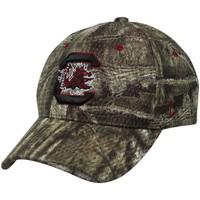 Zephyr South Carolina Gamecocks Full Draw Z-Fit Hat - Mossy Oak Camo