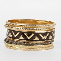 BKE Bangle Bracelet Set - Women's Accessories | Buckle