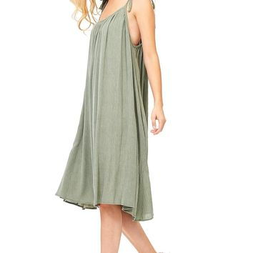 Darla Crepe Dress