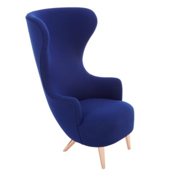 Tom Dixon - Wingback Chair | Tom Dixon | Tom Dixon