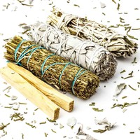 Sage Smudging Sample Pack
