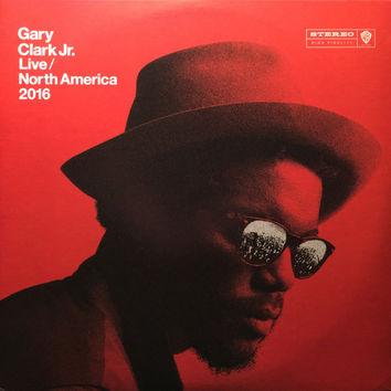 Gary Clark Jr. - Live/North America 2016 LP