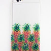 iPhone 6 Wild Pineapple Frosted Case