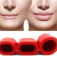 Full Lips Plump Enhancer Plump Pout Suction Device Gift