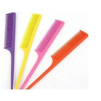 10 pc Professional Combs Hairdressing Salon Styling Wide Fine Tooth Tail